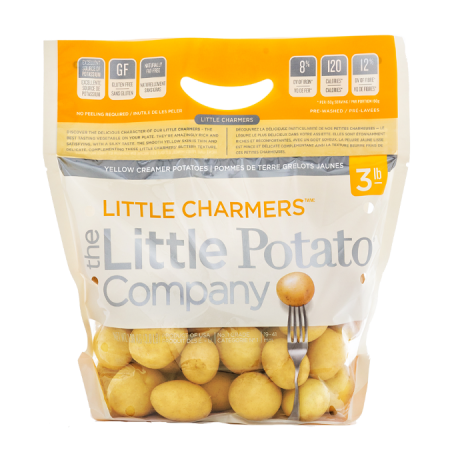 Little Charmers – Yellow