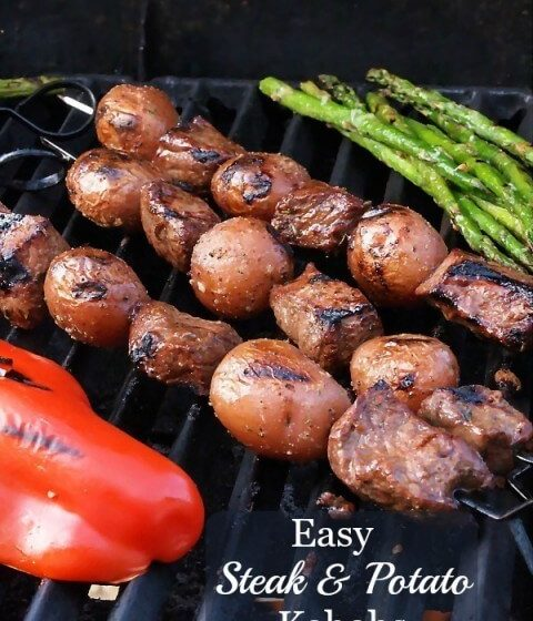 Try something fun & novel this summer: grilled Little Potatoes