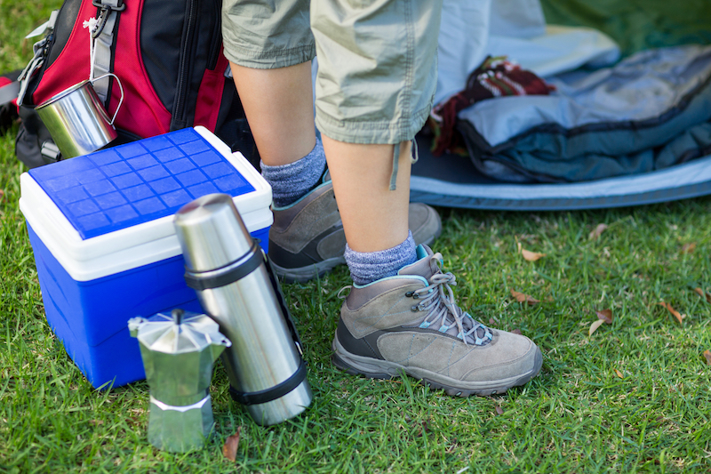 Top 10 camping trip essentials for your next trip