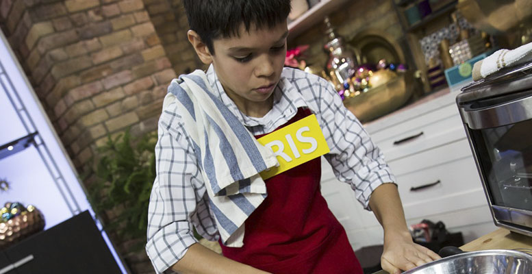 How to make a winning video?  Tips straight from Little Chef Winner Chris!