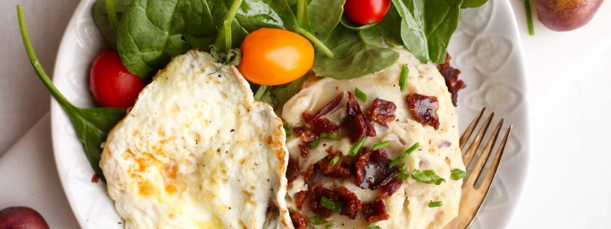 Dairy-Free Mashed Potatoes