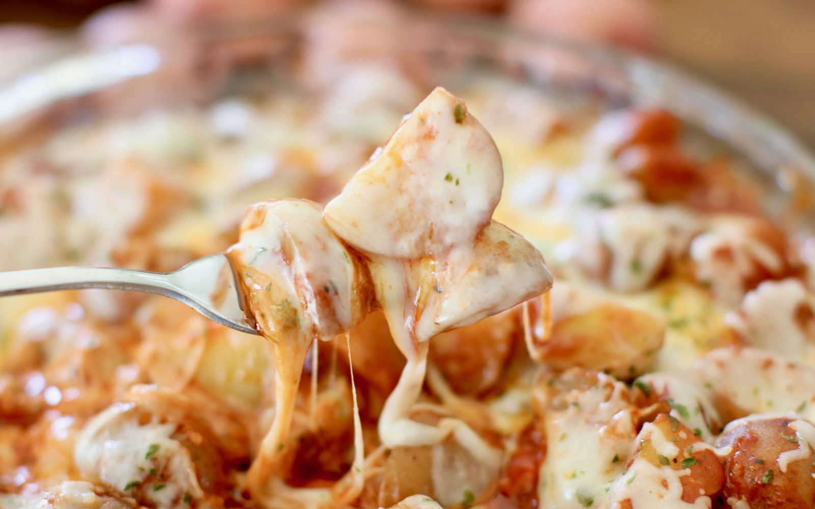 Easy Microwave Pizza-Tatoes