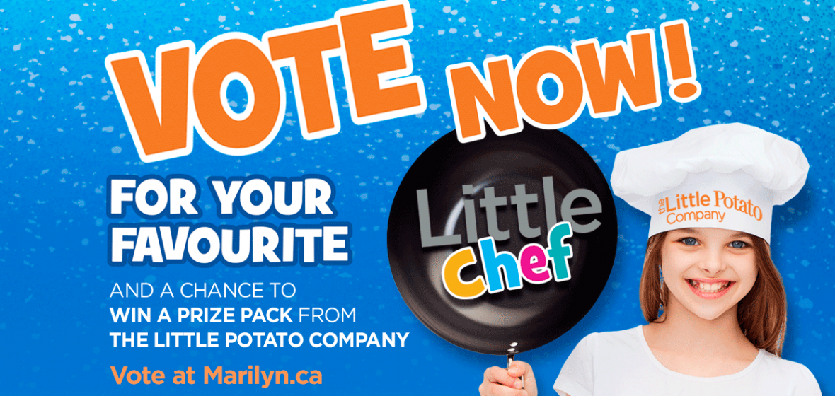 Choose 2 Little Chef finalists—vote now!