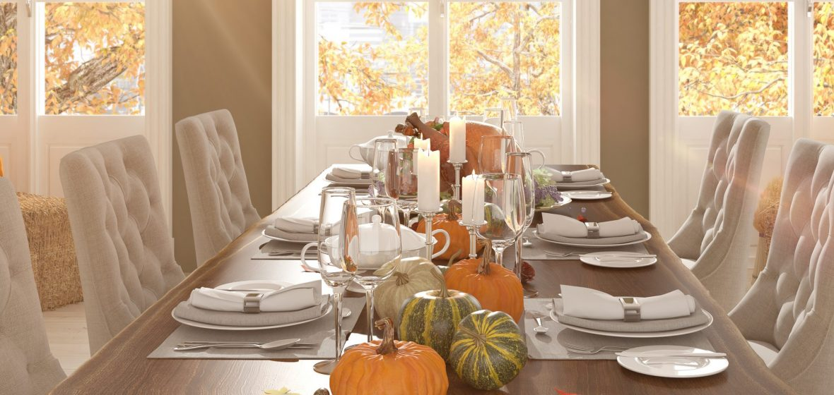 How to set your Thanksgiving table: Forks, napkins, decor, oh my!
