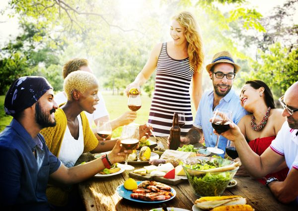 How to host an amazing patio party