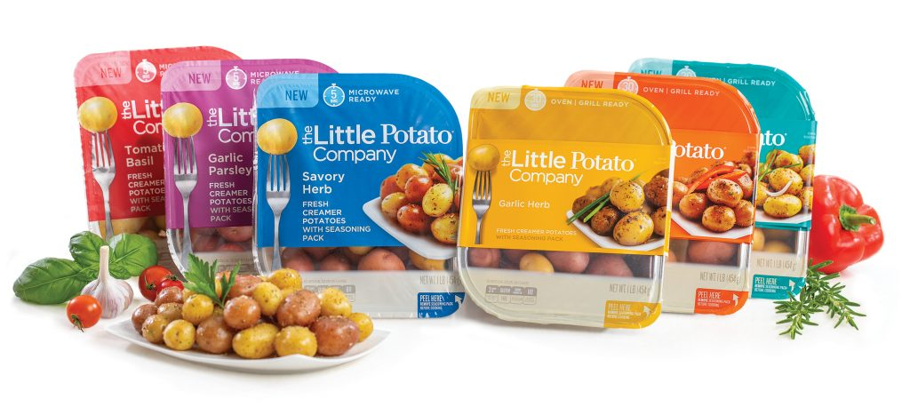 """You Better Stock Up: The Little Potato Company Introduces An """"A-Peeling"""" Retail Winner"""